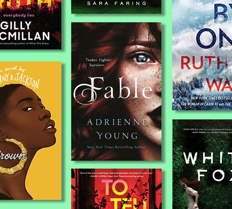 5 September Book Releases I'm Excited To Read