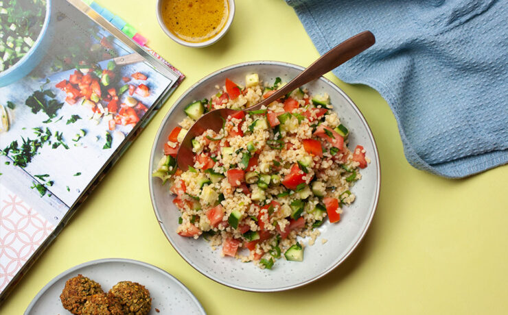 Tabouleh from Hummus to Halva