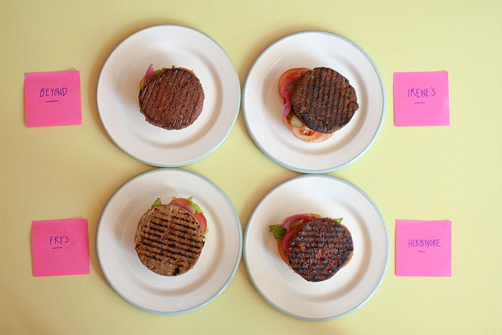 The Best Plant Based Burger A Nutreats Taste Test 2