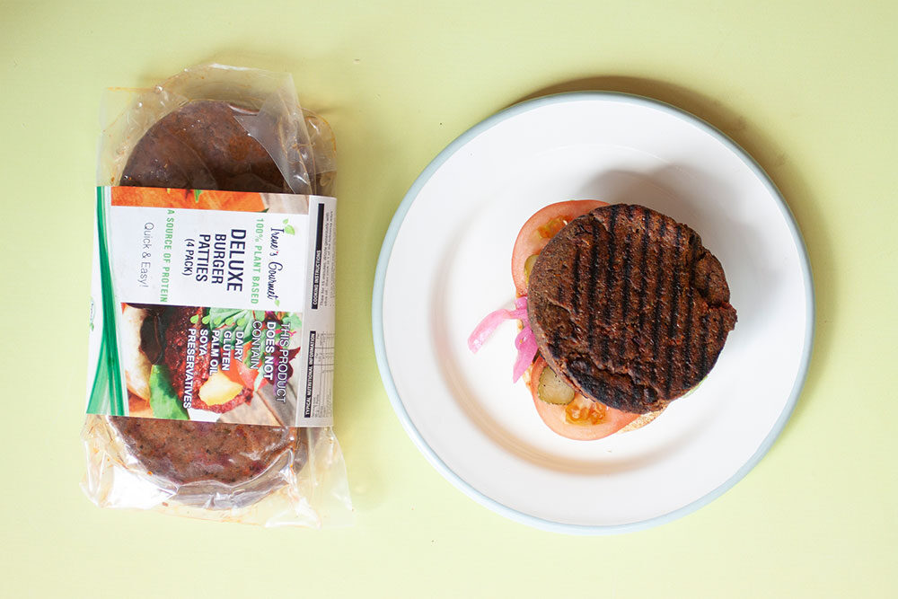 The Best Plant Based Burger A Nutreats Taste Test - Irenes 1