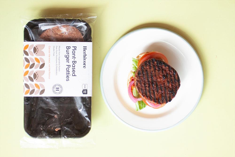 The Best Plant Based Burger A Nutreats Taste Test - Herbivore 1