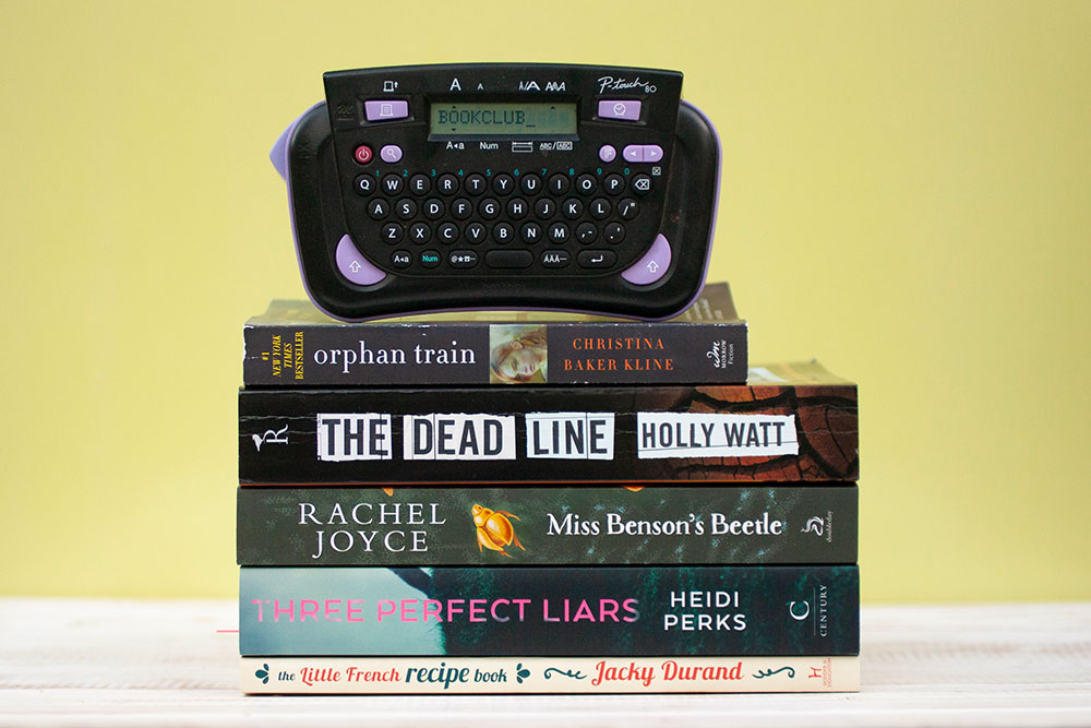 Book Recommendations October 2020