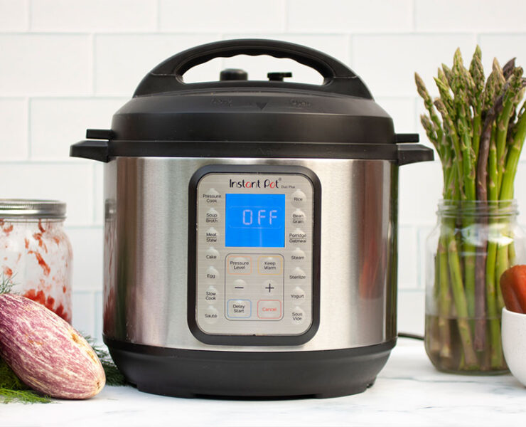 I Tried the New Instant Pot Duo Plus and Here's What I Thought