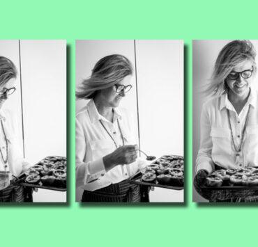 In The Kitchen with Cookbook Author Trish Van der Nest