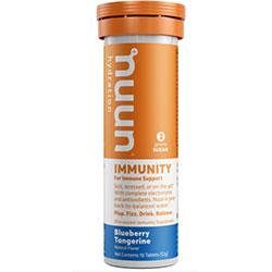 Nuun Immunity Tabs Blueberry Tangerine