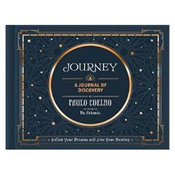 Paulo Coelho Journey Book