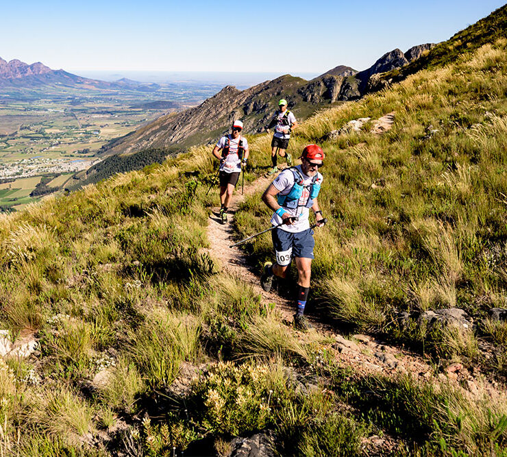Landie and Christiaan Greyling Spill Their Trail Running Tips Ahead of MaxiRace SA