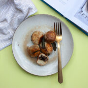 Mushroom Stuffed Gnocchi from Italy The World Vegetarian