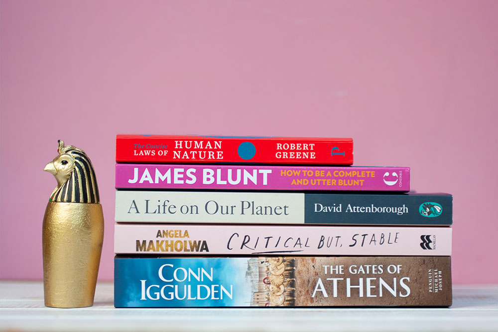 Book Recommendations December 2020