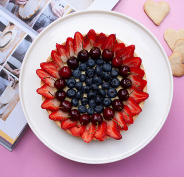 Everyone Can Bake Dominique Ansel's Fruit Tart
