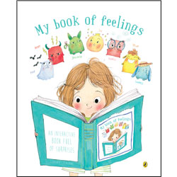 My Book of Feelings by Stephanie Couturier