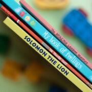 The Children's Book Corner Books on Feelings, Sleep, Learning and Lockdown