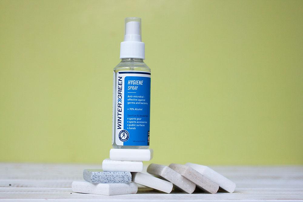 Wintergreen Hygiene Spray