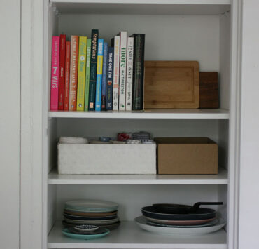 A DIY Cupboard Makeover