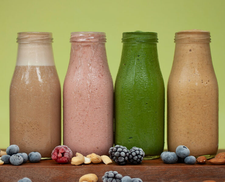 4 Post Workout Smoothies