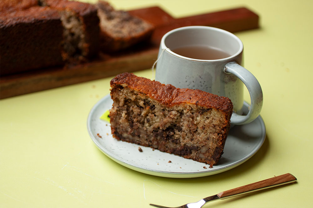 Nigella's Gluten Free Banana Bread from Cook, Eat, Repeat