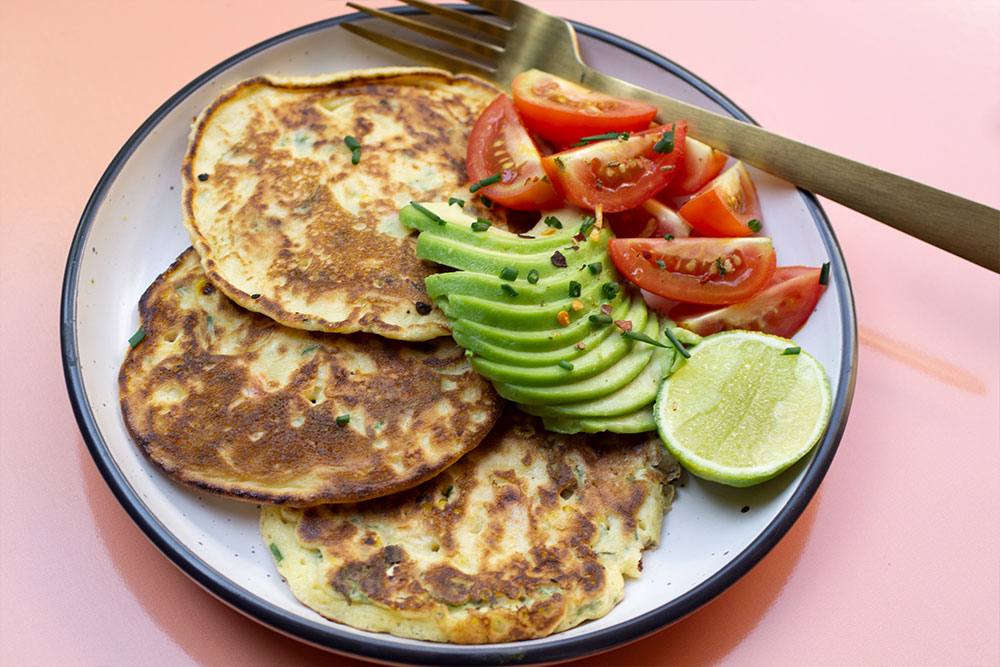 Savoury Sourdough Discard Pancakes and Other Ways to Use up Discard