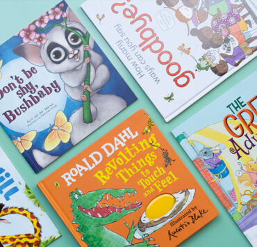 The Children's Book Corner: 5 New Books for Young Readers
