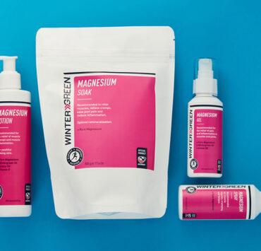Win a Wintergreen™ Magnesium Hamper!