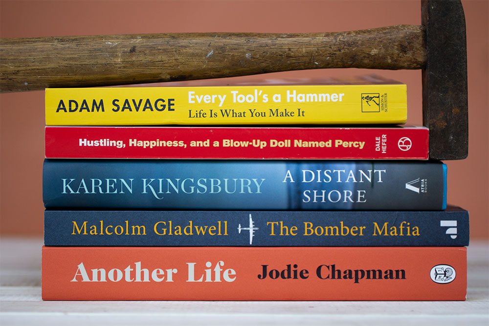 Book Recommendations June 2021
