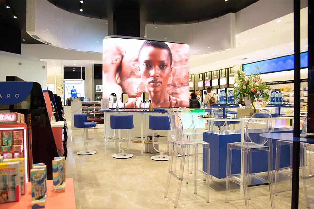 Inside ARC Beauty Destination 1