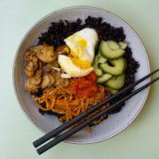 Vegetable Rice Bowls