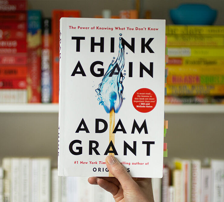 9 Ways to Think Again with Adam Grant
