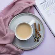 Homemade Masala Chai from Wild Tea