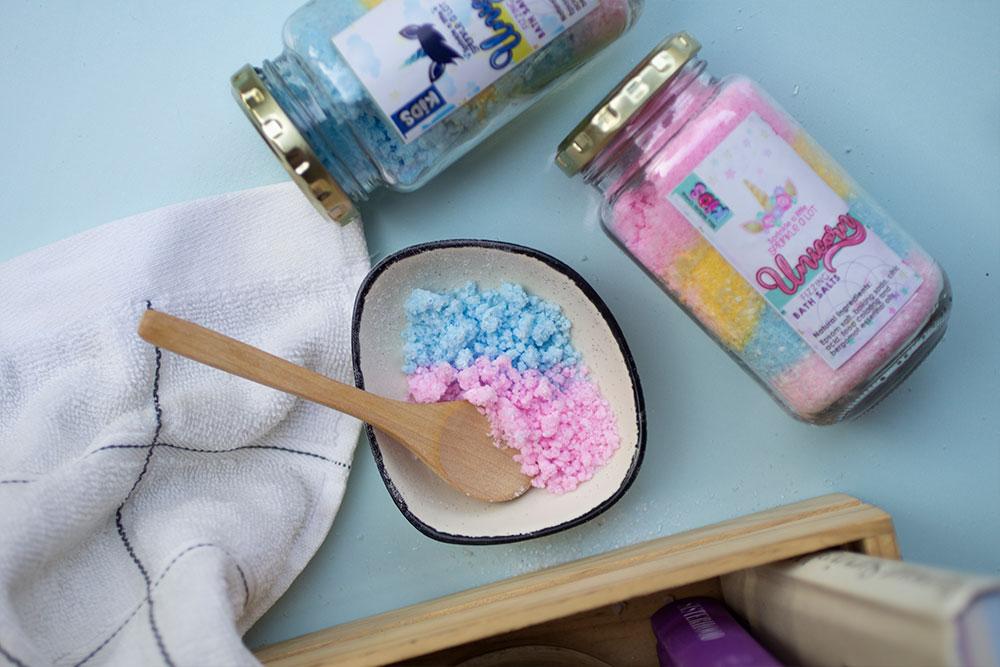 Bath Salts for Every Mood