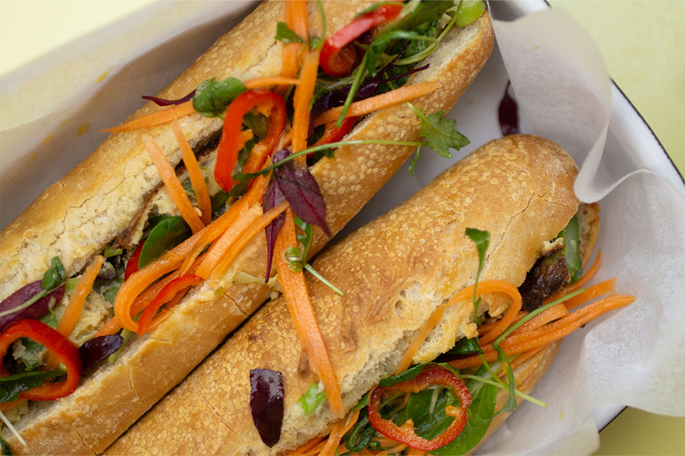 How to Make an Authentic Banh Mi & Vietnamese Cookbook Review