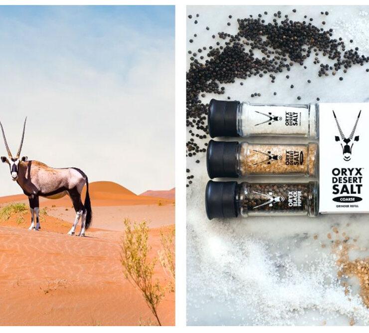 Behind The Brand with Samantha Skyring of Oryx Desert Salt