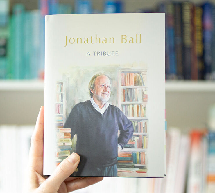 What I learnt from the Jonathan Ball Tribute